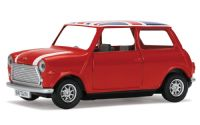 Corgi - Best of British: Classic Mini - 1:36 Scale Die-Cast Model